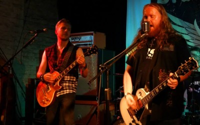 'Give In To Temptation' Album Launch Show