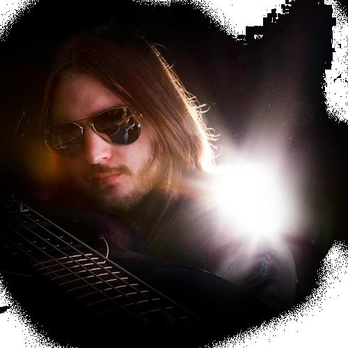 Chris Wilson Stone Angels Bass Guitar